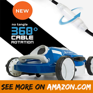 Best Above Ground Pool Robotic Cleaner Reviews 2019