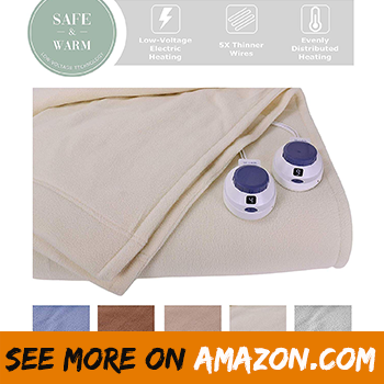 Best Electric Blanket Reviews 2019 Consumer Reports
